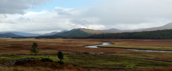 In the Scottish Highlands (SP)